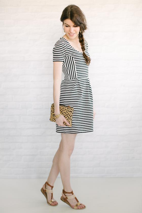 stripes + cheetah