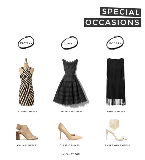 My Capsule Wardrobe For Special Occasions How To Build One Yourself