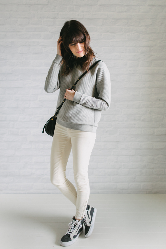 5.8 want to try white pants? start here