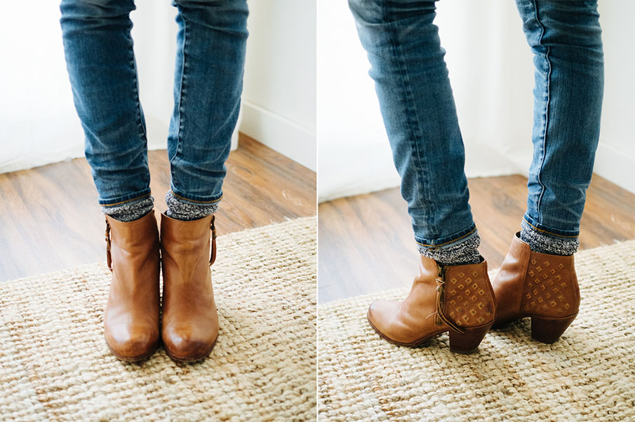 Buy How to bootie wear heels with jeans pictures trends