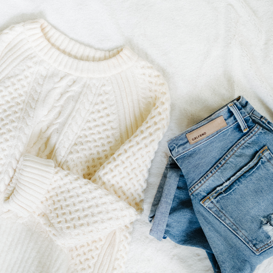 sweater 101: keeping them happy, pill free, and fresh
