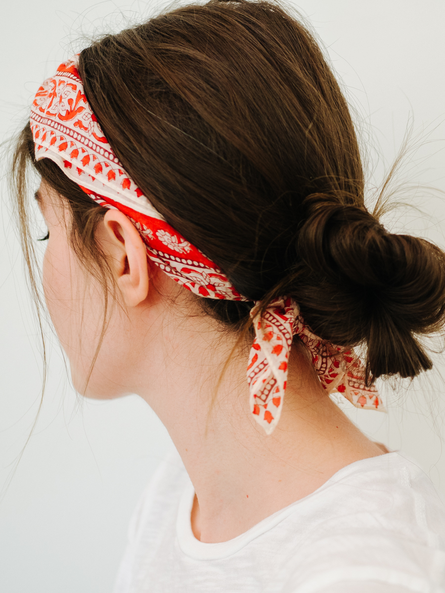 5 easy ways to wear your hair this summer (no heat tools needed!)