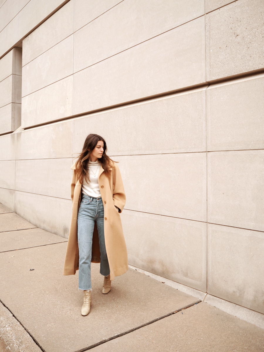 straight leg denim under $90 (plus the boots to wear with 'em)