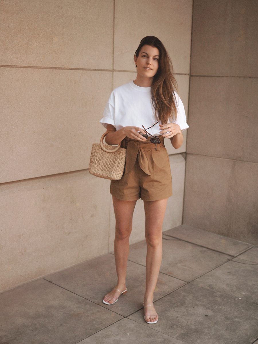 spring style: my uniform for warmer days
